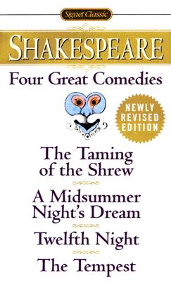 Four Great Comedies By Shakespeare, William