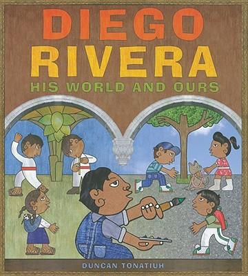 Diego Rivera By Tonatiuh, Duncan