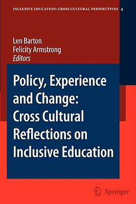 Springer Verlag Inclusive Education